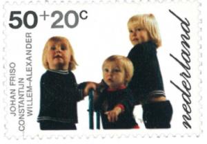 Kinderpostzegels3Prinsen van Oranje